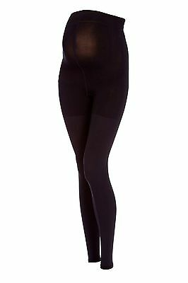 Ladies 1 Pair Falke 9 Months 80 Denier Maternity Leggings