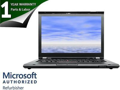 "Lenovo T430 14.0"" Notebooks Intel Core i5 3rd Gen 3320M (2.60 GHz) 4 GB Memory"