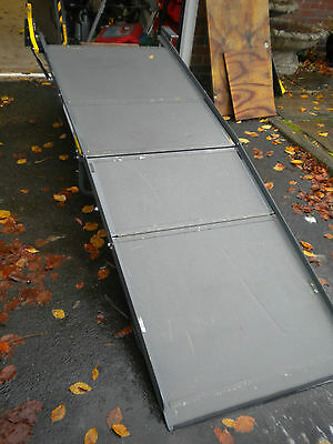 1295 Portaramp Disabled / Wheelchair Scooter ramp Used