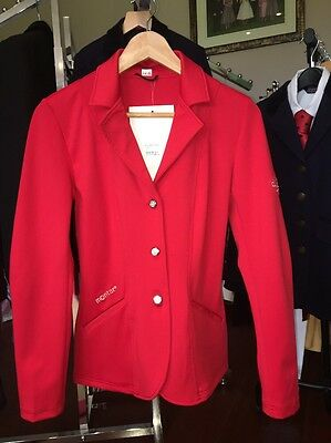 Montar Riding Jacket Red