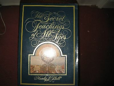 The Secret Teachings of All Ages by Manly P. Hall (Paperback, 1977 Golden Anni)
