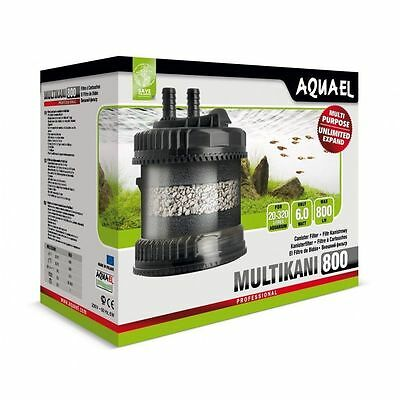 NEW Aquael MULTIKANI 800 External Fish Tank Proffesional Aquarium Filter • EUR 64,74