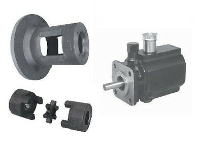 Hydraulic 13 GPM Hi Lo Two 2 Stage Log Splitter Pump / Bracket / Couplers Kit