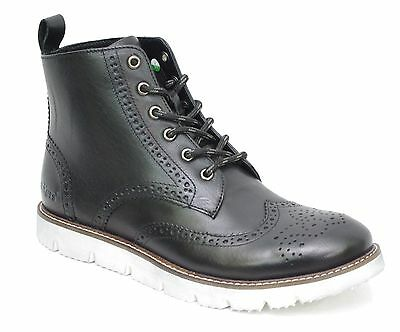 KICKERS TRICKEND noir chaussures boots cuir homme 518250 - 8