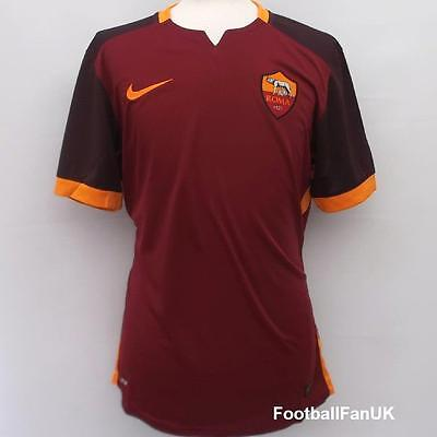 AS ROMA Nike Official Home Shirt 2015/16 S,M,L,XL NEW BNWT Jersey Maglia 15/16