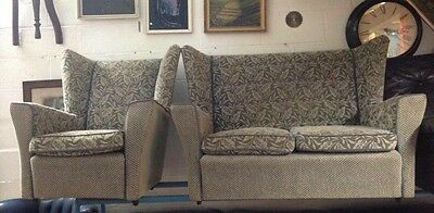 Vintage Sofa & Two Chairs 50/60s