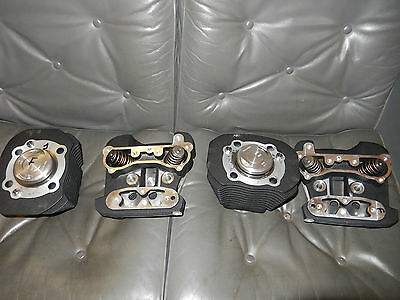 Harley Davidson Sportster 883 Pistons Cylinders And Heads 2014