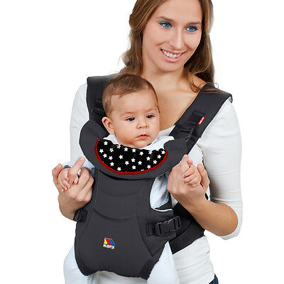 Multiposition Comfort Carrier 3 in 1