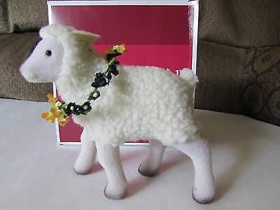 Retired American Girl Felicity Posie the Lamb in Box