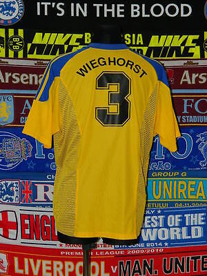 4.5/5 Brondby IF adults XXL 2002 Wieghorst football shirt jersey trikot soccer