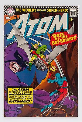 The Atom No. 30 Daze of the Bat-Knights FN+ DC Comic Book 1967