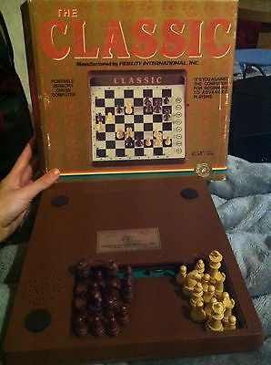 vintage The Classic chess