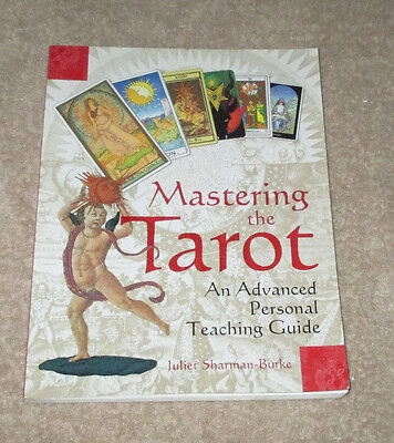 Mastering the Tarot an Advanced Personal Teaching Guide Paperback (CS62)