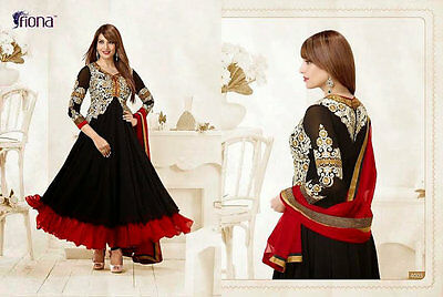 Dress Anarkali Suit Indian Pakistani Designer Shalwar kameez ethnic partywear
