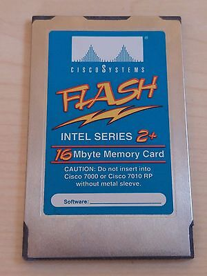 CISCO SYSTEMS FLASH 16MB MEMORY CARD INTEL SERIES 2+ für CISCO Router