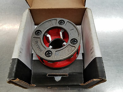 "Ridgid # 36900 00-R 1"" Die Head ""complete"" New In Box Quick Ship"