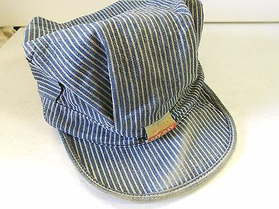 Vtg '50's Penny's Pay-Day Cap Union Made USA No Holes or Tears. Rare Find!