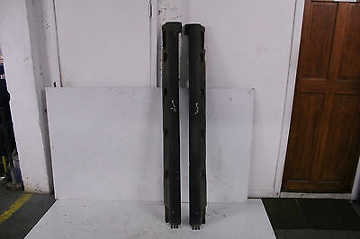 VW Passat B6 Saloon Pair of Side Skirts