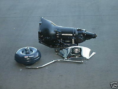 Turbo 400 Auto Transmission Stage 2 S/kit Performance Package  # RECO-T400-KIT