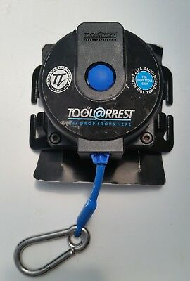 Tool@rrest Tool Safety Lanyard Height Protection Fall Tether Restraint Tool New