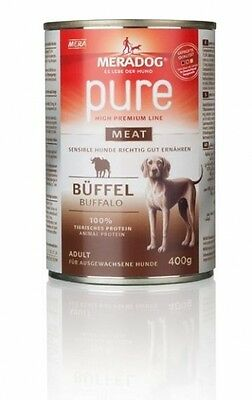 Mera Dog pure meat Büffel 400g