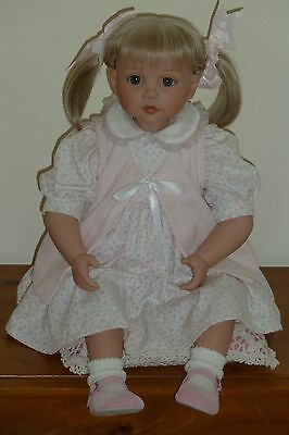 Amelia - Vinyl Doll by Celia Dolls Limited Edition
