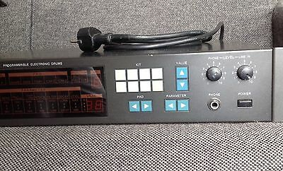 Pearl DRUM-DRX-1 Analoger Drum Synthesizer,