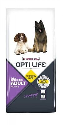 Opti Life Adult Active 12,5kg