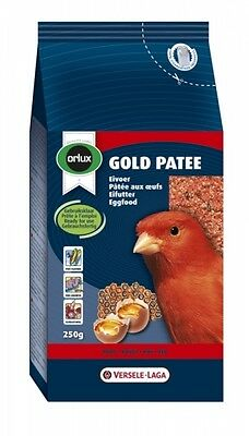 Orlux Gold Patee Rot 250g