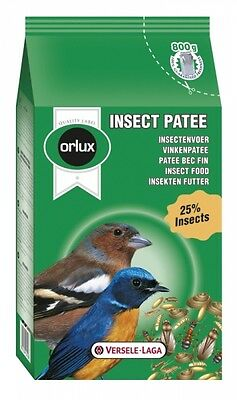 Orlux Insect Patee - Min. 25% Insekten 800g
