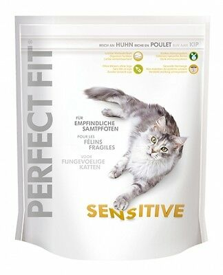 Perfect Fit Sensitive reich an Huhn 750g