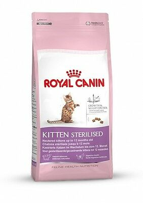 Royal Canin Feline Kitten Sterilised 4kg