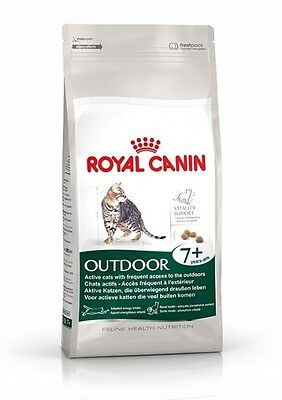 Royal Canin Feline Outdoor +7 2kg