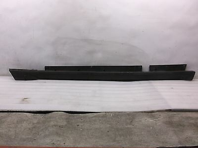 Ak61161 99-02 Land Rover Discovery Left Drivers Side Rocker Molding Side Skirt