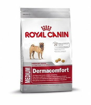 Royal Canin Medium Dermacomfort 24 10kg
