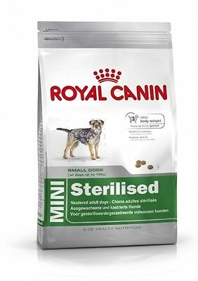 Royal Canin Size Mini Sterilised 8kg