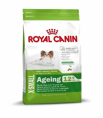 Royal Canin Size X-Small Ageing +12 500g