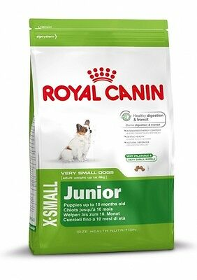 Royal Canin Size X-Small Junior 500g