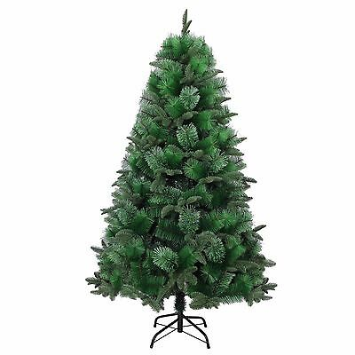 7FT Designer Artificial Christmas Tree with 5 Different Tips Xmas Decorations