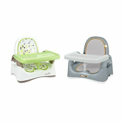 Babymoov Baby Feeding Compact Booster Seat With Tray - 6 Months To 15kg