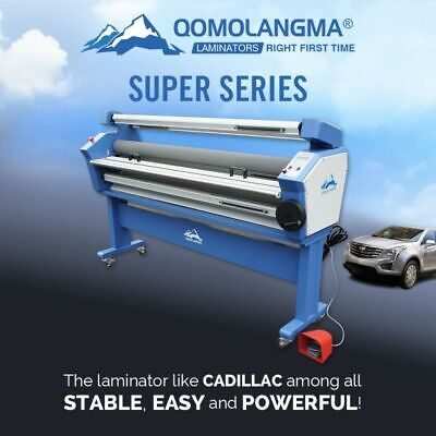 "US Stock- Ving 60"" Economical Full - auto Low Temp Wide Format Cold Laminator"