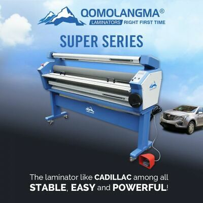 """US Stock! - Ving 60"""" Economical Full - auto Low Temp Wide Format Cold Laminator"""