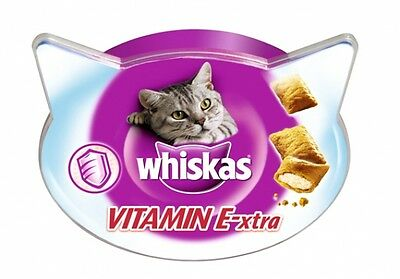 Whiskas Snack Vitamin-E-xtra 50g