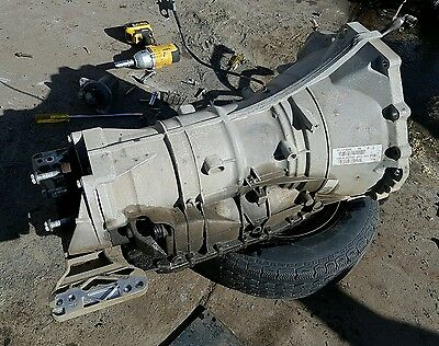 Ford BF Falcon XR6 ZF 6HP-26 6 Speed Auto Automatic Transmission Gearbox 165145k