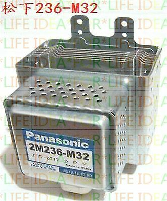 1pcs NEW Panasonic Microwave Oven Magnetron 2M236-M32 ship by DHL EMS