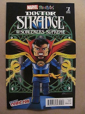 Doctor Strange And The Sorcerers Supreme #1 NYCC Minimates Variant 9.6 NM+