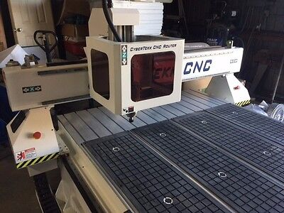 CNC Router 4x8 vacuum table Woodworking tools