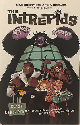the intrepids paperback edition graphic novel
