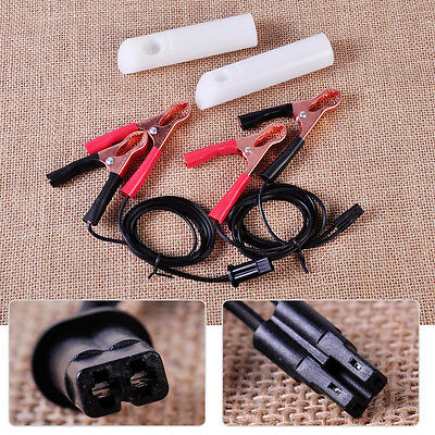 Car Vehicle Fuel Injector Nozzle Flush Cleaner Adapter Cleaning DIY Washing Tool