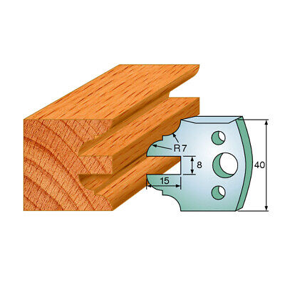 Spindle Moulder Cutters KSS 40x4mm Profile 099